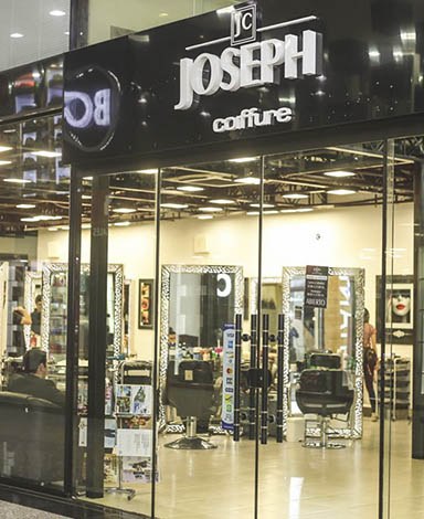 Joseph Shop. Paris
